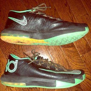 KD 6 Brazil Nike's